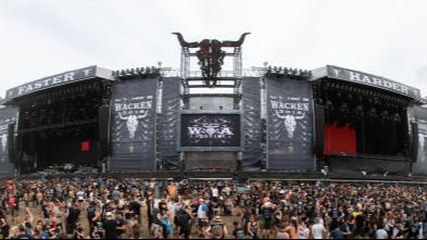 Elderly Men Leave Nursing Home To Go To World's Biggest Metal Festival