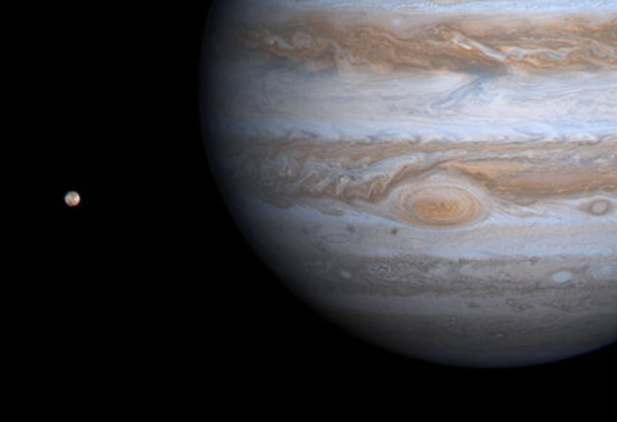Jupiter's Moon Count Increases To 79 After New Discovery