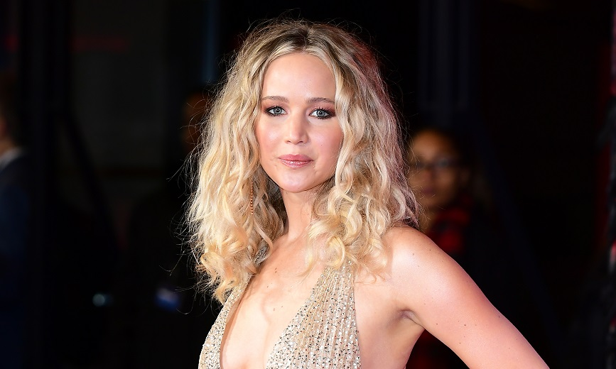 Jennifer Lawrence attends the European premiere for 'Red Sparrow'. Credit: PA