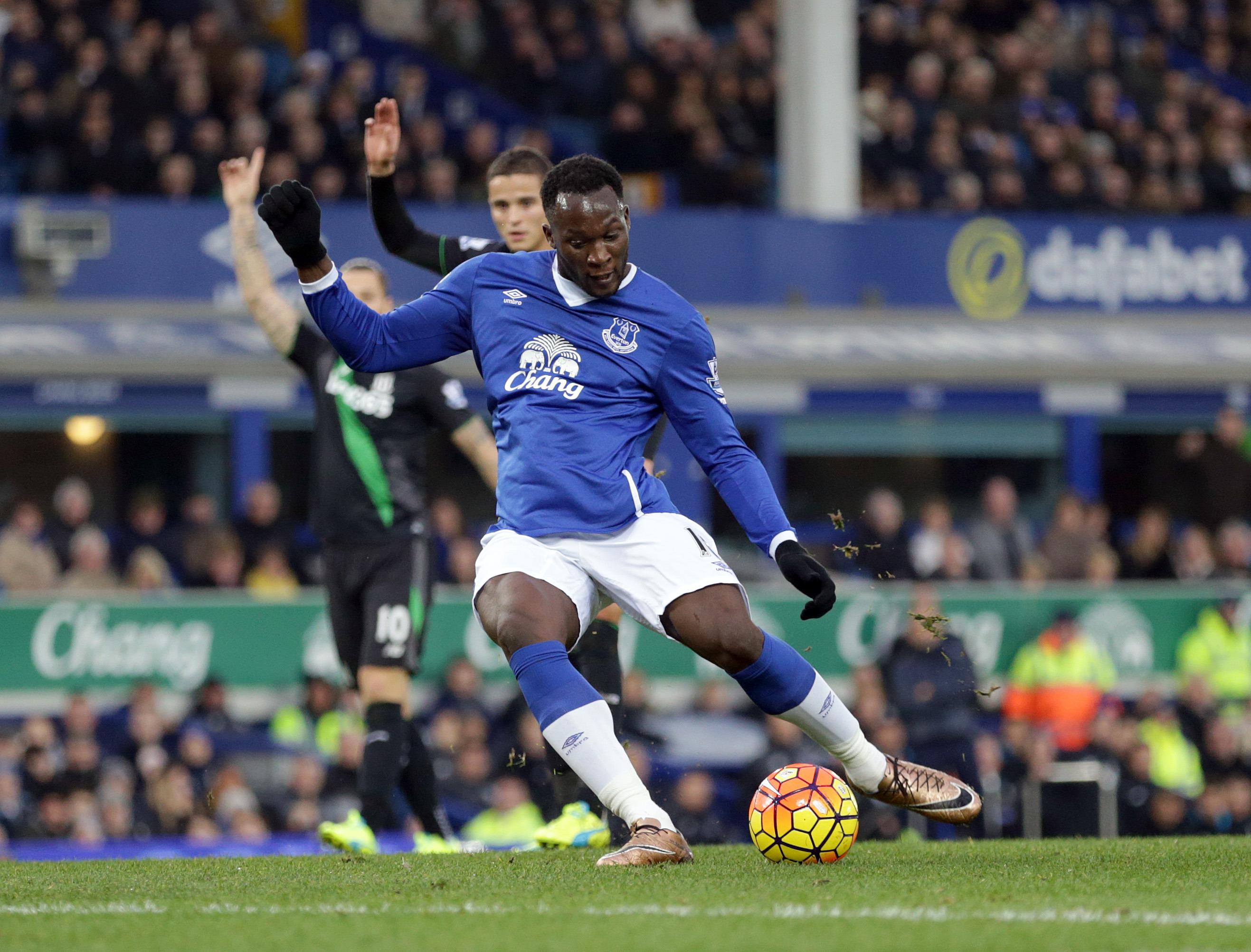 Everton earmark 12-goal Diego Falcinelli as potential Romelu Lukaku replacement