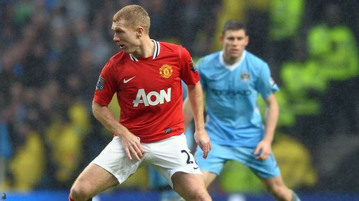Paul Scholes Voted Greatest Premier League Midfielder Of All Time