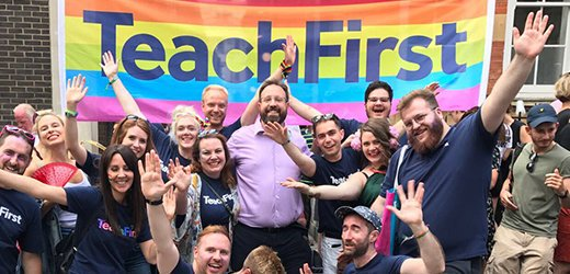 This Teacher Is Making His School A More Open Place For LGBT+ Students
