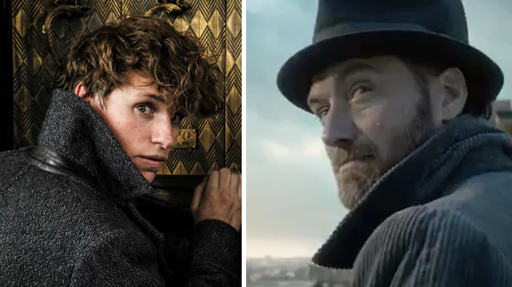 BREAKING: The First Teaser Trailer For Fantastic Beasts 2 Just Dropped