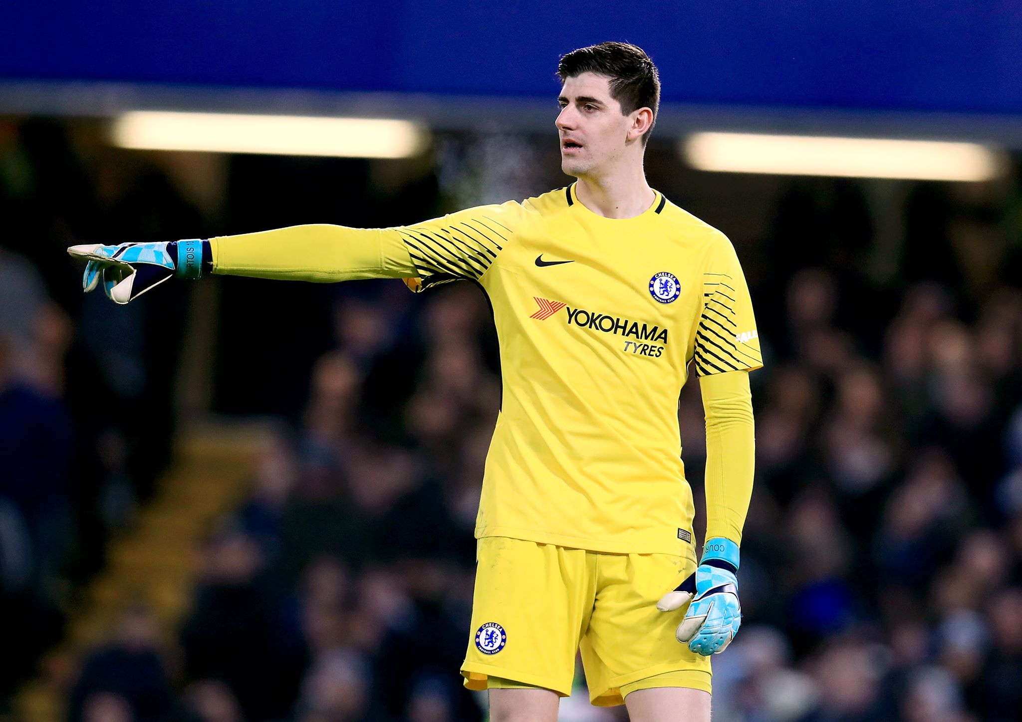 Real Madrid feels 'very different' to Chelsea - Thibaut Courtois