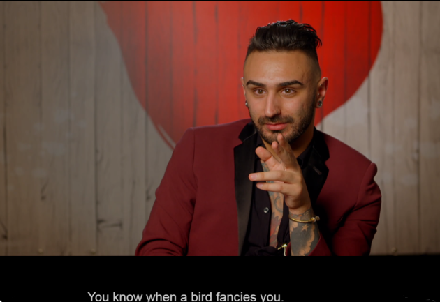 Credit: RTE/First Dates