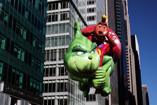 'The Grinch' Official Trailer Arrives Backed by the Classic Grinch Song