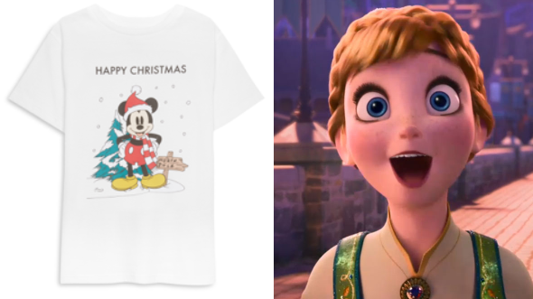 You Can Now Customise These Disney T-Shirts From Primark