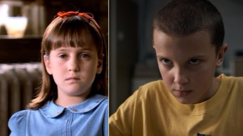 Who Would Win In A Fight, Matilda or Eleven?