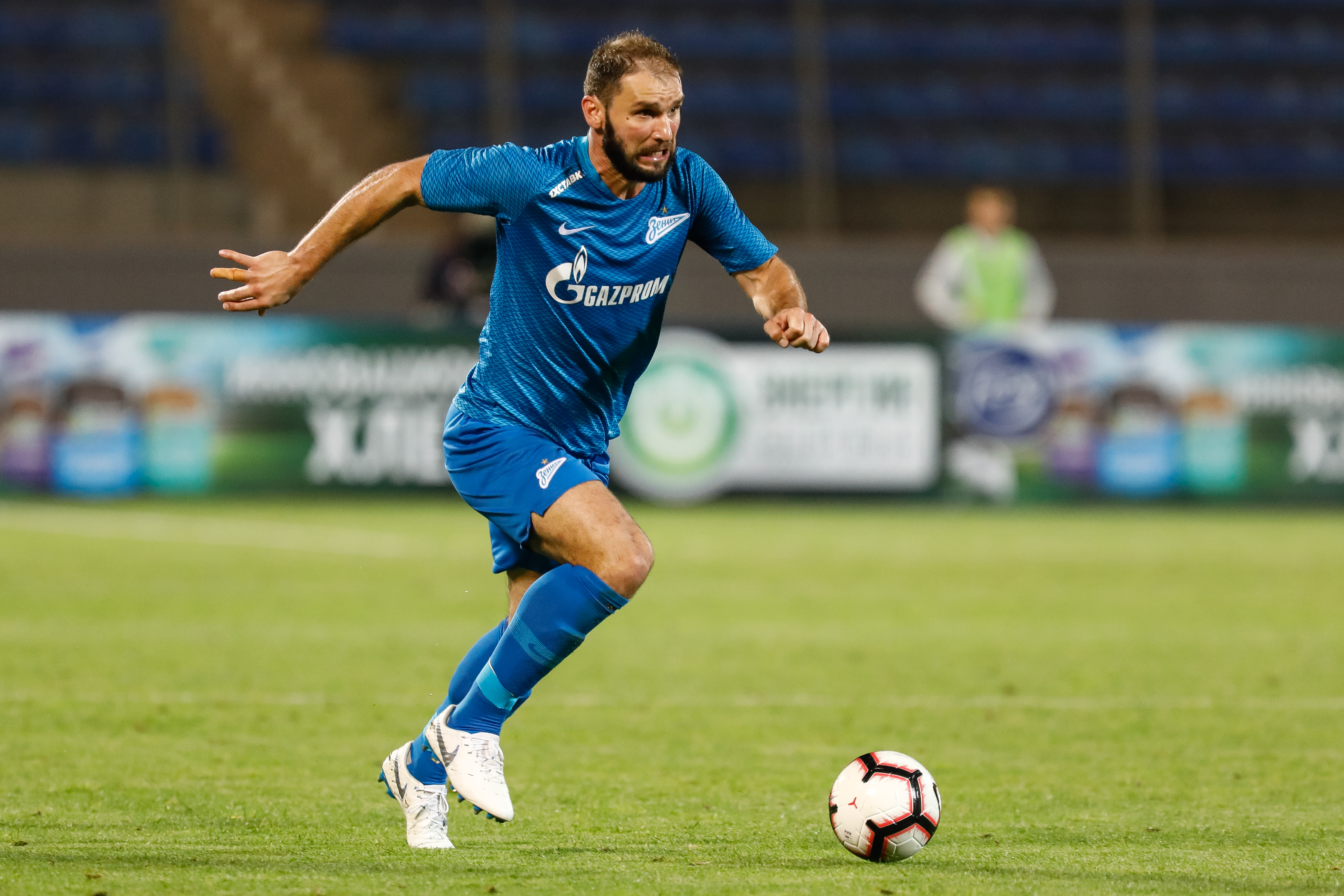 Ivanovic now plays for Zenit. Image: PA Images