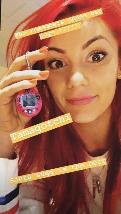 Joe bought Dianne a very nostalgic gift. (Credit: Instagram/Dianne Buswell)