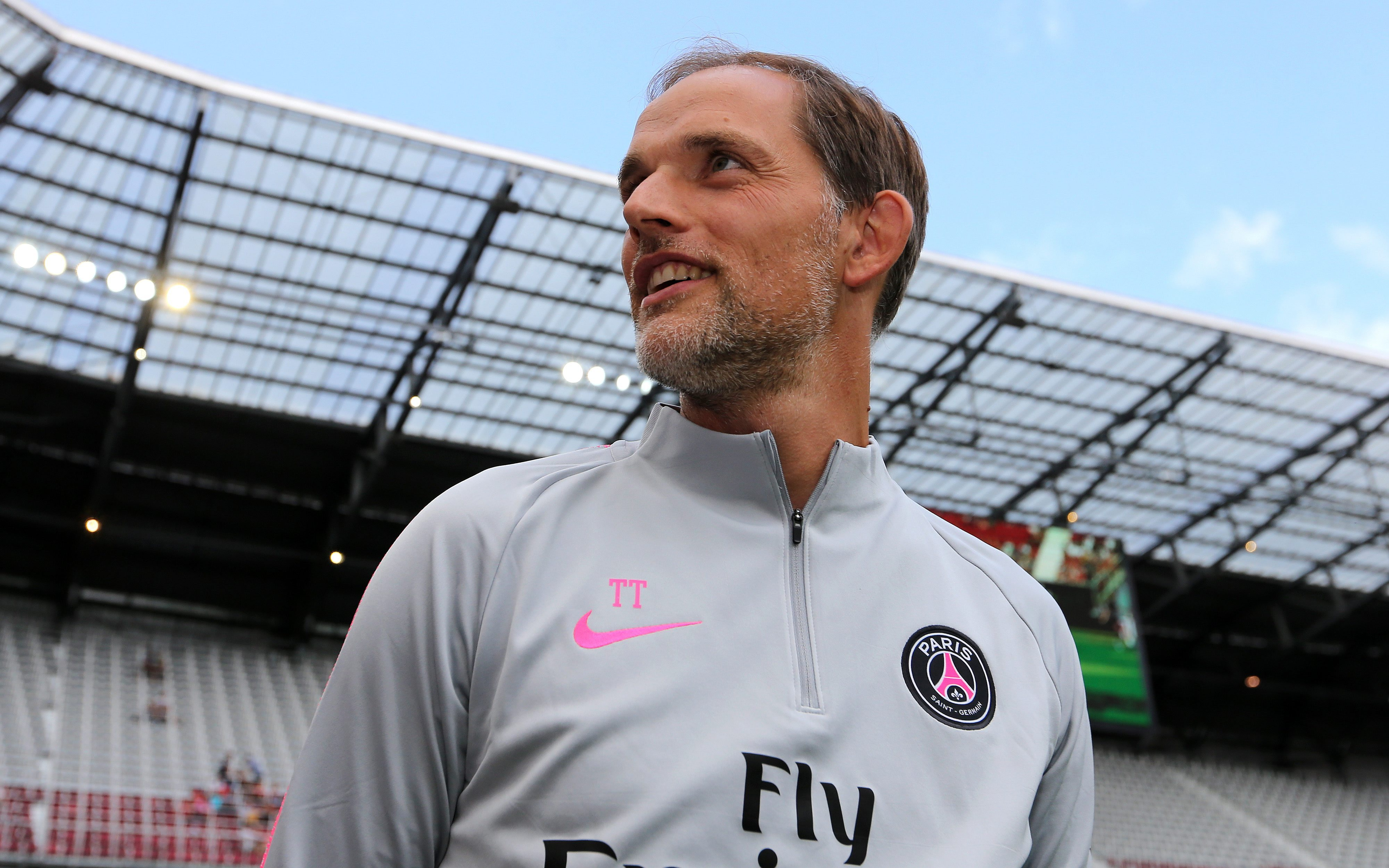 PSG's Tuchel urges Rabiot to resist Barca's lure