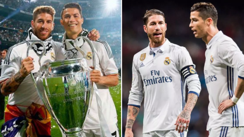 Sergio Ramos Sends Message To Cristiano Ronaldo After Juventus Move Confirmed