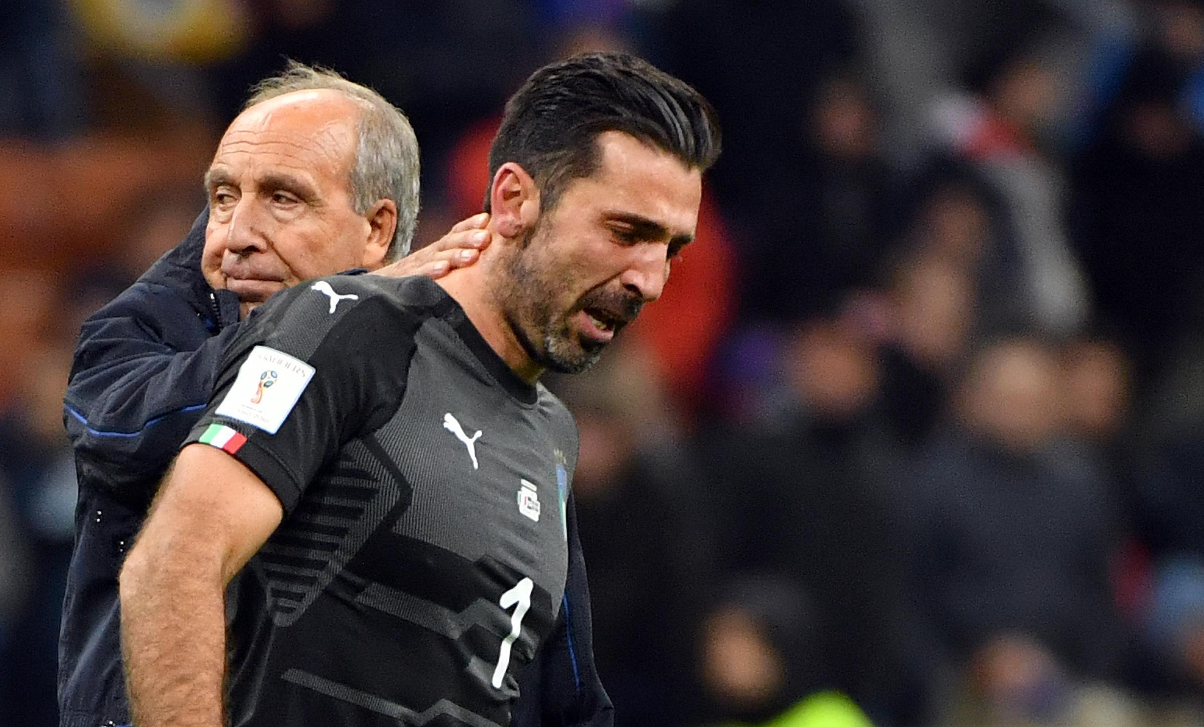 Ivan Rakitic would give 2018 FIFA World Cup spot to Gianlugi Buffon