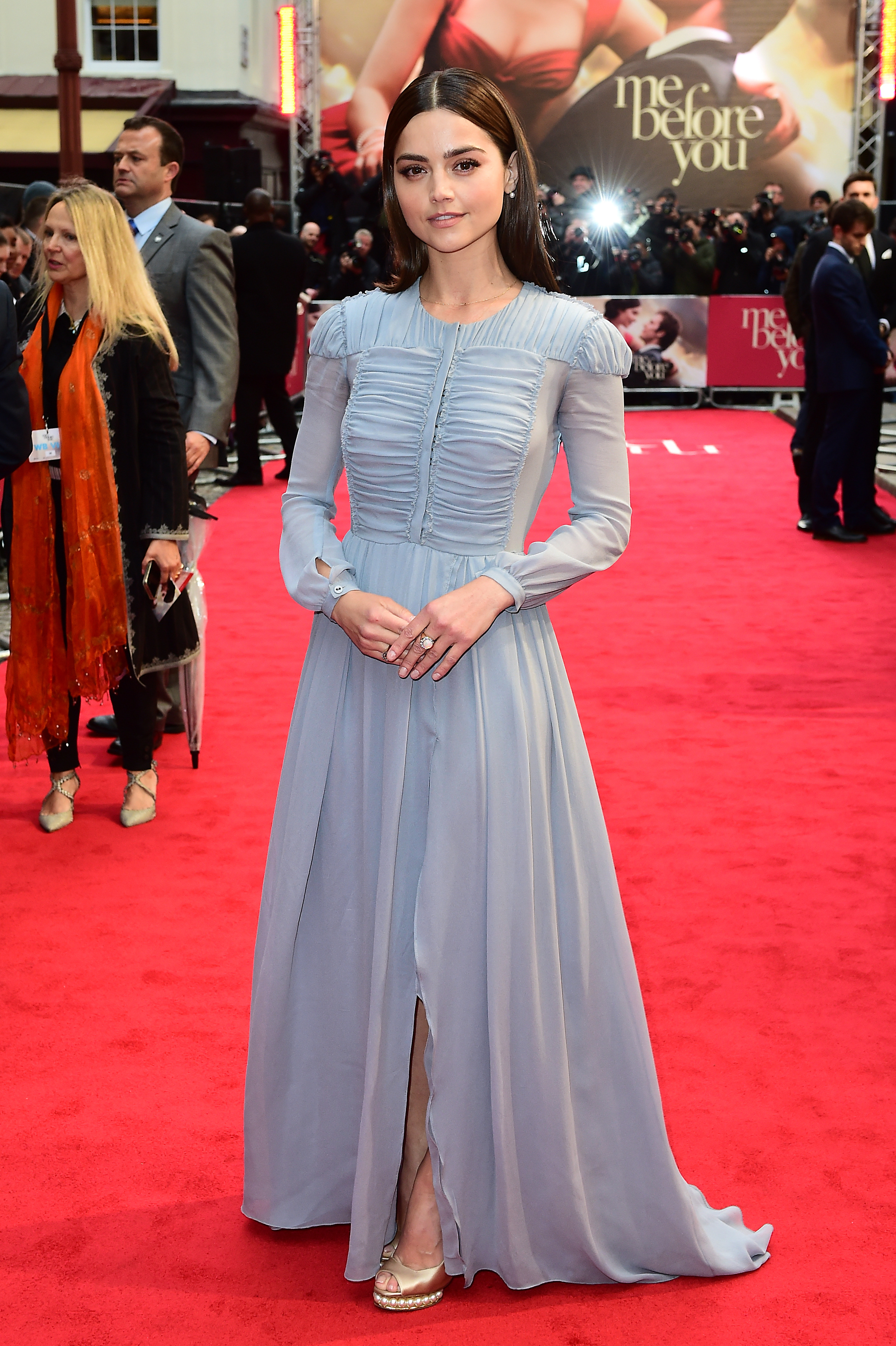 9 Times Jenna Coleman Was The Queen Of The Red Carpet