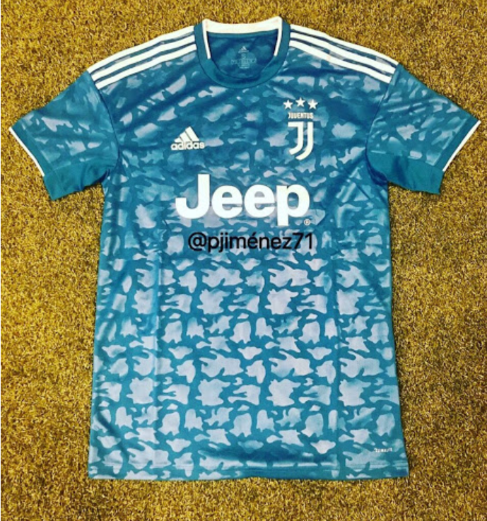 brand new d8bd5 6cc3d Juventus Third Kit For 2019/20 Has Been Leaked - SPORTbible