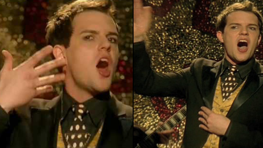 The Killers' 'Mr Brightside' Is 13 Years Old And Still Hasn't Left the Charts
