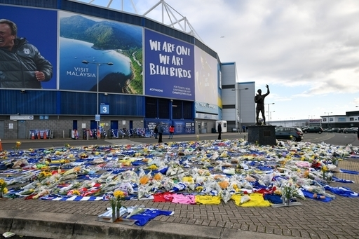 Man arrested over death of Cardiff footballer Emiliano Sala