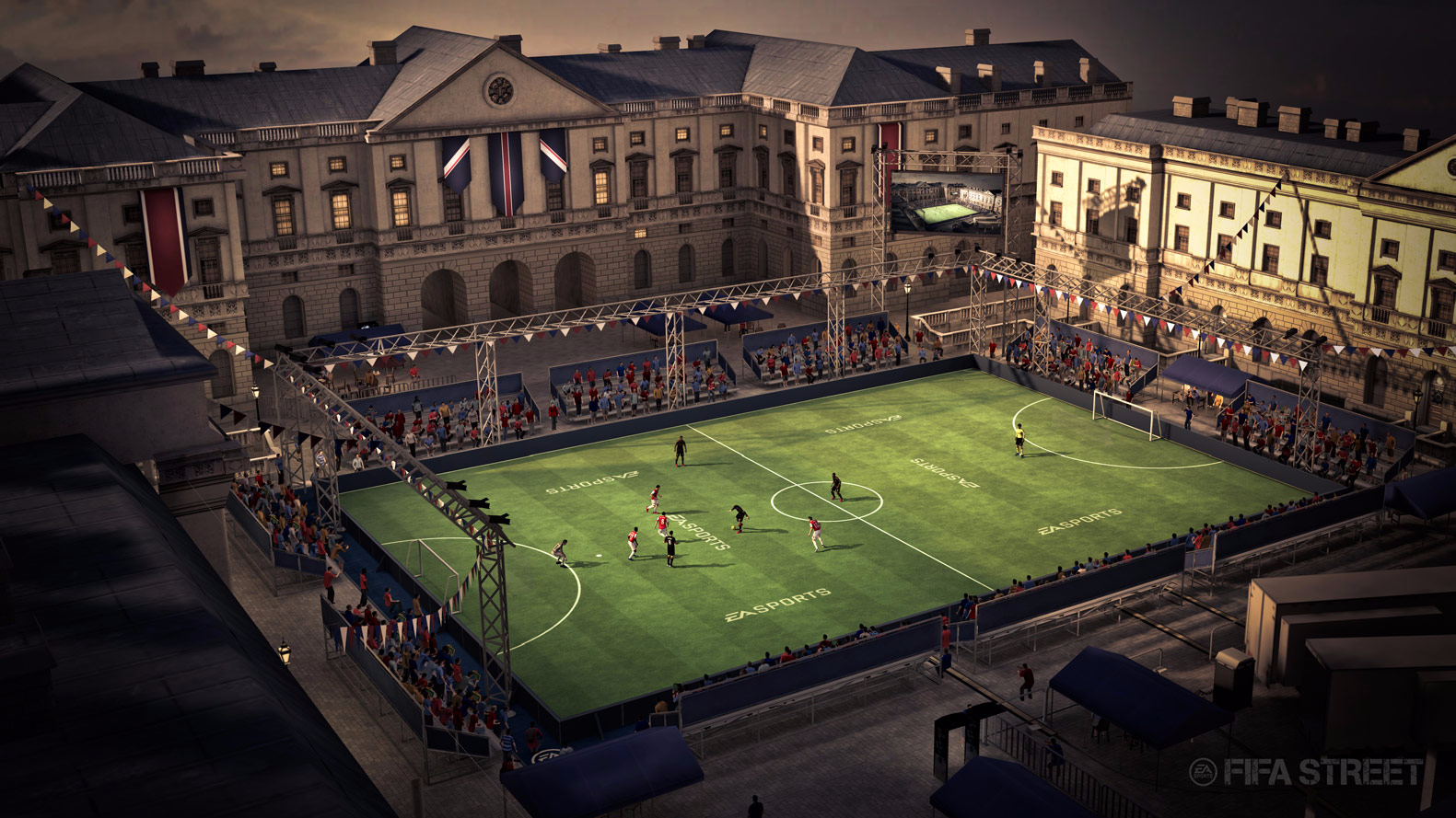 Leaked Footage Suggests FIFA Street Is Coming To FIFA 18