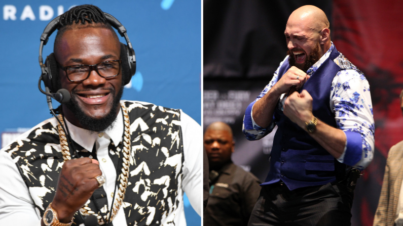 One Judge Somehow Gave All Four Opening Rounds To Deontay Wilder